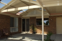 Verandahs and pergolas
